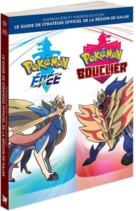Pokémon Épée et Pokémon Bouclier - Le Guide de jeu Officiel
