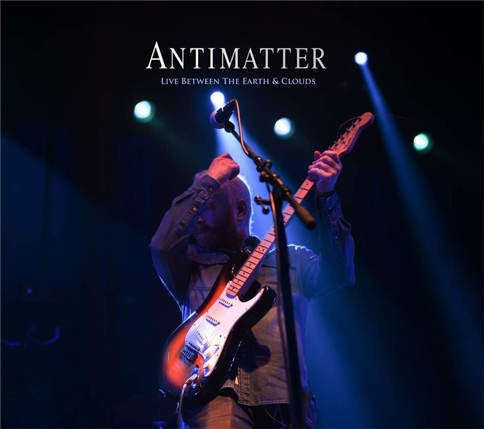 Antimatter - Live Between The Earth & Clouds (CD + DVD)