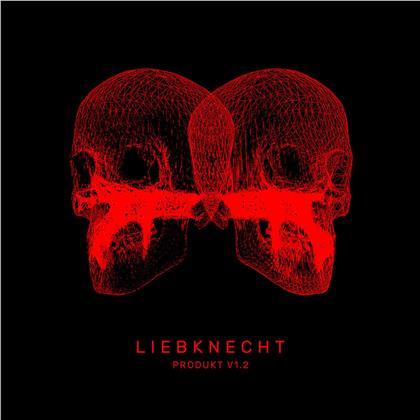 Liebknecht - Produkt V1.2 (Red Vinyl, LP)