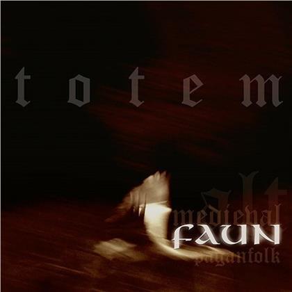 Faun - Totem (2019 Reissue, Clear Vinyl, LP)