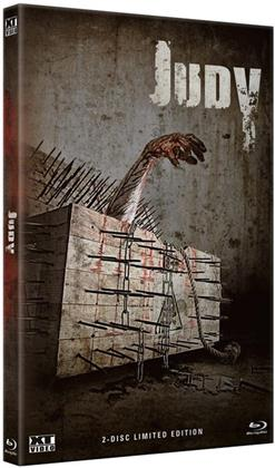 Judy (2014) (Grosse Hartbox, Cover A, Limited Edition, Blu-ray + DVD)