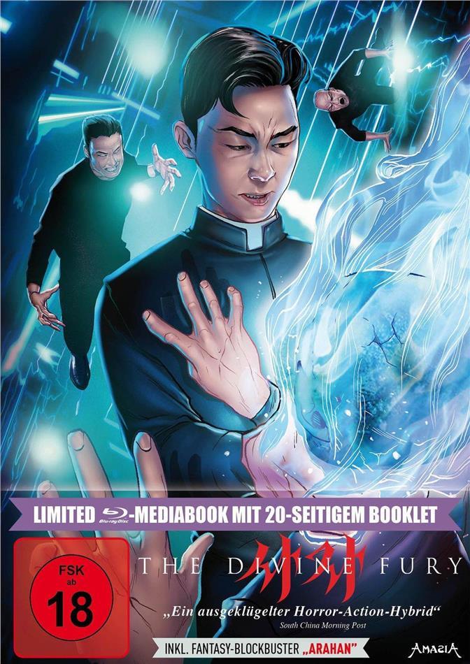 The Divine Fury (2019) (Edizione Limitata, Mediabook, 2 Blu-ray)