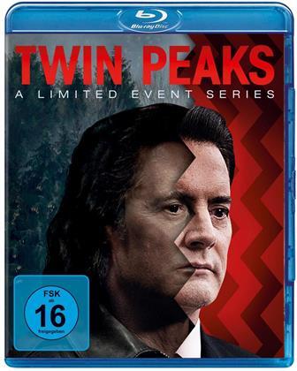 Twin Peaks - Staffel 3 - A Limited Event Series (7 Blu-rays)