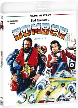 Bomber (1982) (Made in Italy, Blu-ray + DVD)