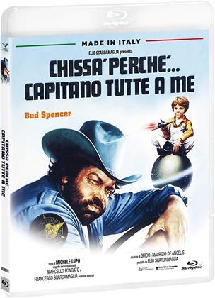 Chissà perché... capitano tutte a me (1980) (Made in Italy, Blu-ray + DVD)