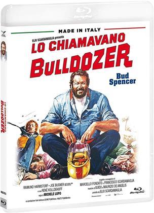 Lo chiamavano Bulldozer (1978) (Made in Italy, Blu-ray + DVD)