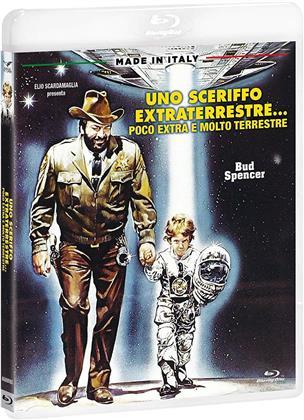 Uno sceriffo extraterrestre... poco extra e molto terrestre (1979) (Made in Italy, Blu-ray + DVD)