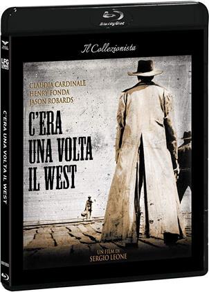 C'era una volta il west (1968) (Il Collezionista, Blu-ray + DVD)