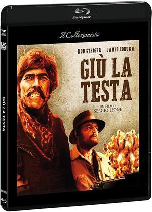 Giù la Testa (1971) (Il Collezionista, Blu-ray + DVD)
