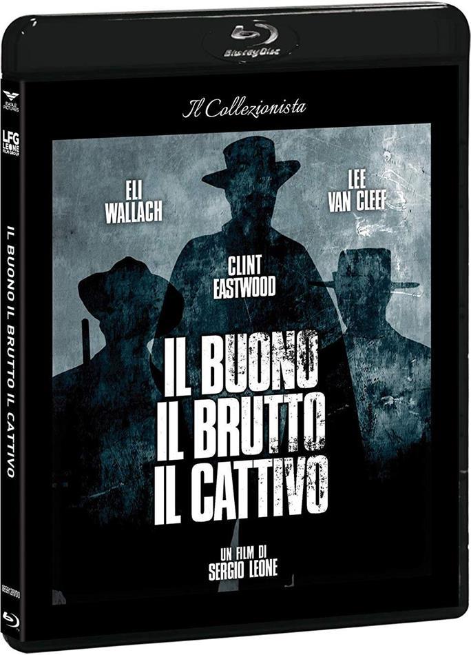 Il Buono, il Brutto, il Cattivo (1966) (Il Collezionista, Blu-ray + DVD)
