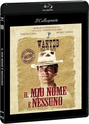 Il mio nome è Nessuno (1973) (Il Collezionista, Blu-ray + DVD)