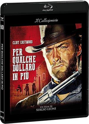 Per qualche dollaro in più (1965) (Il Collezionista, Blu-ray + DVD)
