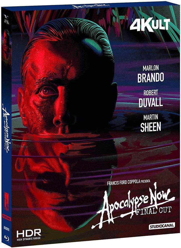 Apocalypse Now (1979) (4Kult, Final Cut, Limited Edition, 4K Ultra HD + 3 Blu-rays)