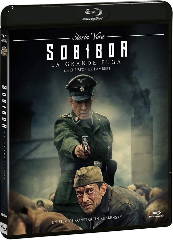 Sobibor - La grande fuga (2018) (Storia Vera, Blu-ray + DVD)