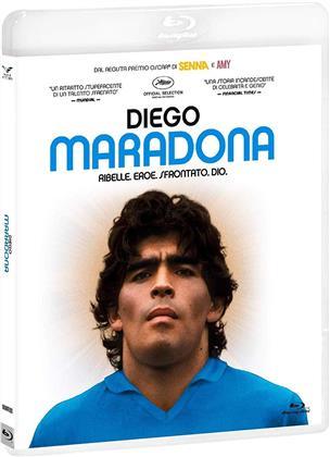 Diego Maradona (2019) (Blu-ray + DVD)