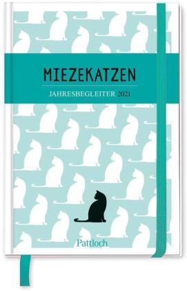 Miezekatze - Taschenkalender 2021