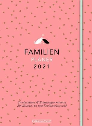 Elma van Vliet Familienplaner 2021