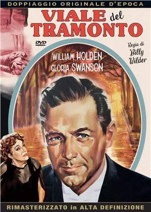 Viale del tramonto (1950) (Doppiaggio Originale D'epoca, HD-Remastered, s/w, Neuauflage)