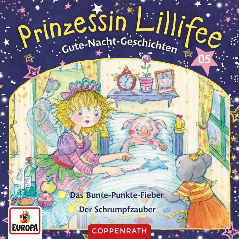 Prinzessin Lillifee - 005/Gute-Nacht-Geschichten Folge 9+10