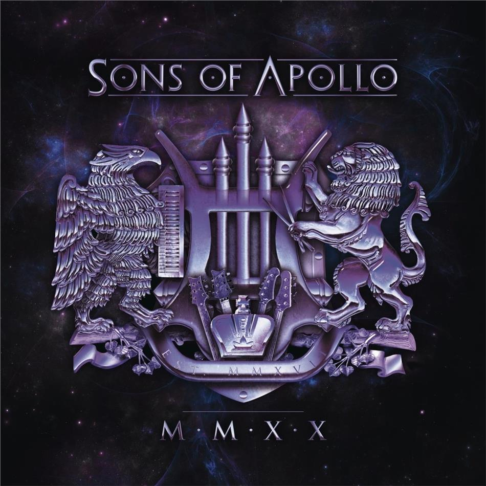 Sons Of Apollo - MMXX (2 CDs)
