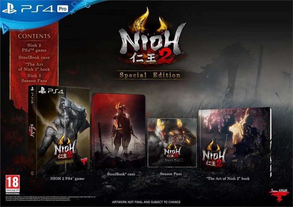 Nioh 2 (Édition Spéciale)
