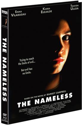 The Nameless (1999) (Cover A, Limited Edition, Mediabook, Uncut, Blu-ray + DVD)