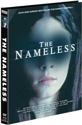 The Nameless (1999) (Cover C, Edizione Limitata, Mediabook, Uncut, Blu-ray + DVD)