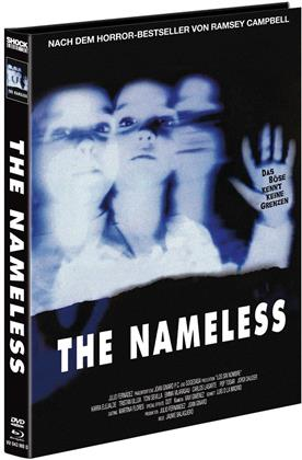 The Nameless (1999) (Cover D, Edizione Limitata, Mediabook, Uncut, Blu-ray + DVD)