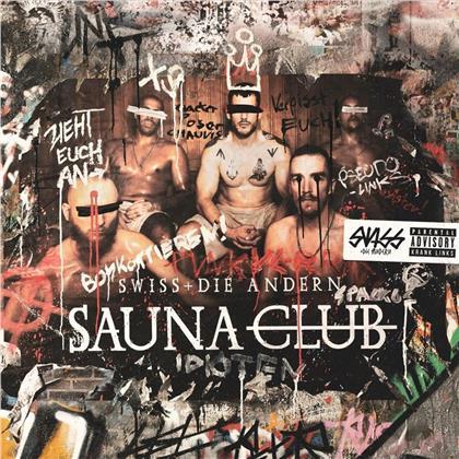 Swiss & Die Andern - Saunaclub (Gatefold, Limited Edition, Splatter Vinyl, 2 LPs)
