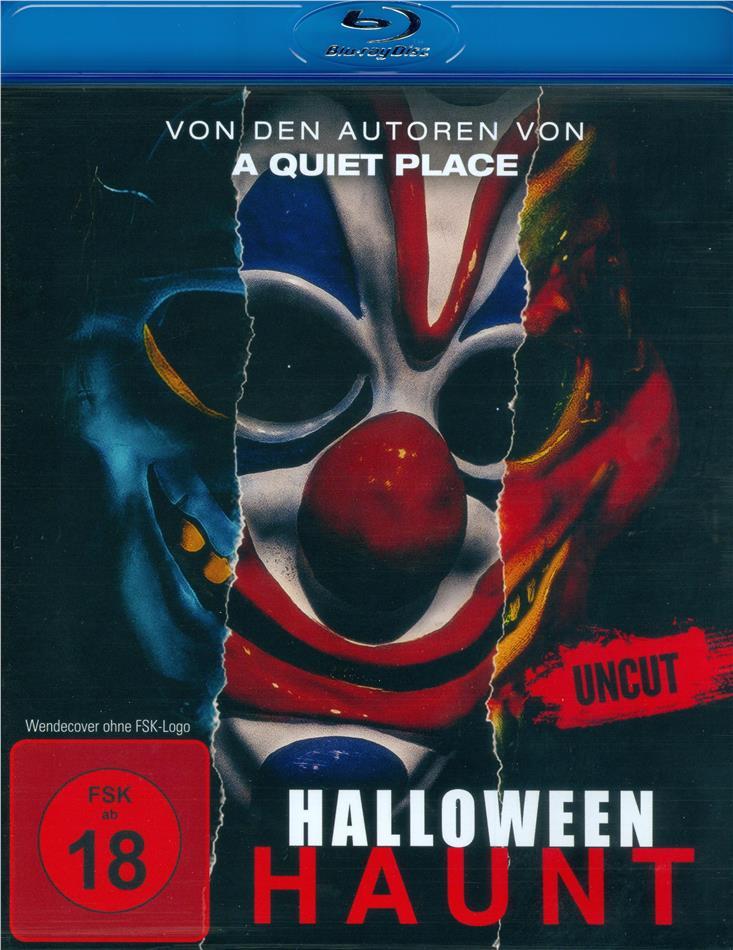 Halloween Haunt (2019) (Uncut)