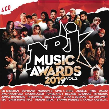 NRJ Music Awards 2019 (4 CDs)