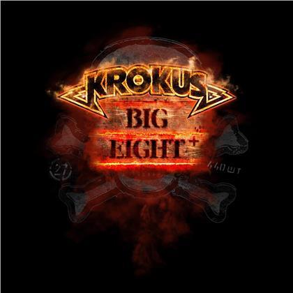 Krokus - The Big Eight (Edizione Limitata, 12 LP)