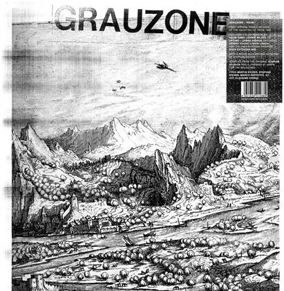 "Grauzone - Raum (12"" Maxi)"