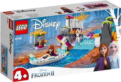 Annas Kanufahrt - Lego Disney Frozen 2,