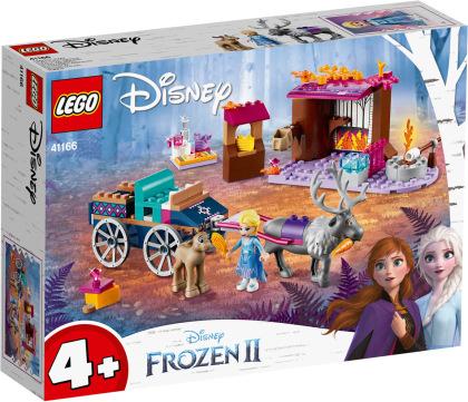 Elsa und die Rentierkutsche - Lego Disney Frozen 2