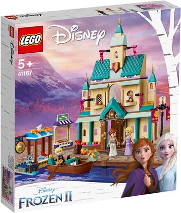 Schloss Arendelle - Lego Disney Frozen 2,