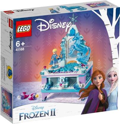 Elsa's Schmuckkästchen - Lego Disney Frozen 2,
