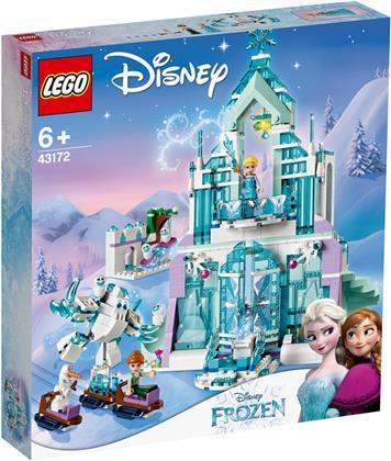 Elsas magischer Eispalast - Lego Disney Frozen,