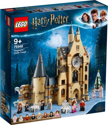 Hogwarts Uhrenturm - Lego Harry Potter,