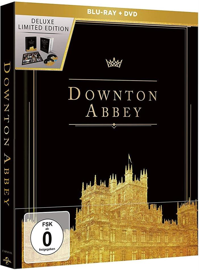Downton Abbey - Der Film (2019) (Deluxe Edition, Limited Edition, Blu-ray + DVD)