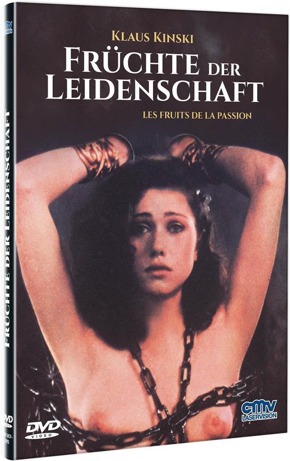 Früchte der Leidenschaft (1981) (Cover B, Kleine Hartbox, Limited Edition, Uncut)