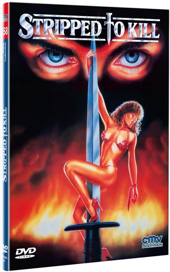 Stripped to Kill (1987) (Trash Collection, Limited Edition, Uncut)