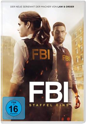 FBI - Staffel 1 (5 DVDs)