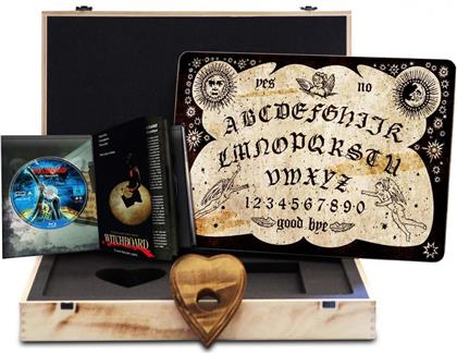 Witchboard (1986) (Witchboard Edition, Limited Edition, Mediabook, Blu-ray + DVD)