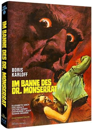 Im Banne des Dr. Monserrat (1967) (Cover C, Limited Edition, Mediabook)
