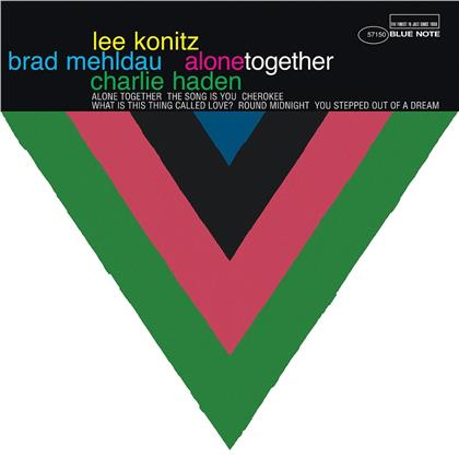 Lee Konitz - Alone Together (Blue Note, 2019 Reissue, 2 LPs)