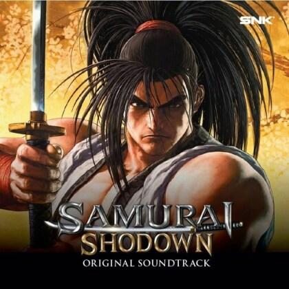SNK Sound Team - Samurai Shodown - OST (2 CDs)