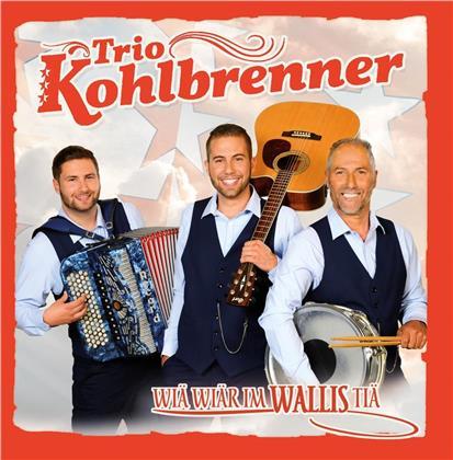 Trio Kohlbrenner - Wiä wiär im Wallis tiä
