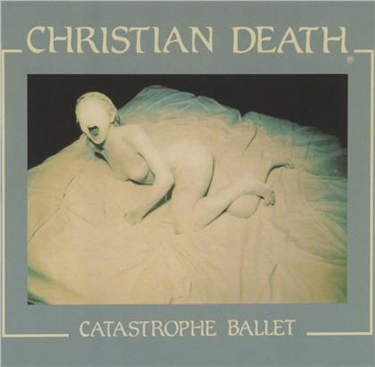 Christian Death - Catastrophe Ballet (2019 Reissue, Limited Edition, Green Vinyl, LP)