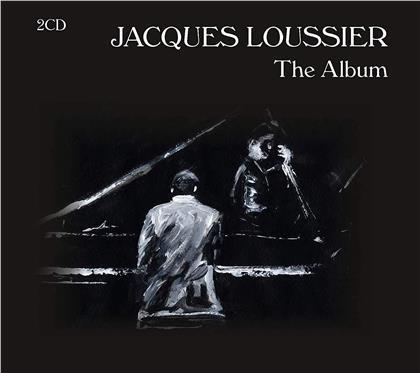 Jacques Loussier, Johann Sebastian Bach (1685-1750) & Kurt Weill (1900-1950) - The Album (2 CDs)